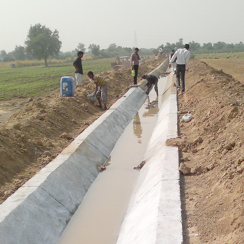 Irrigation