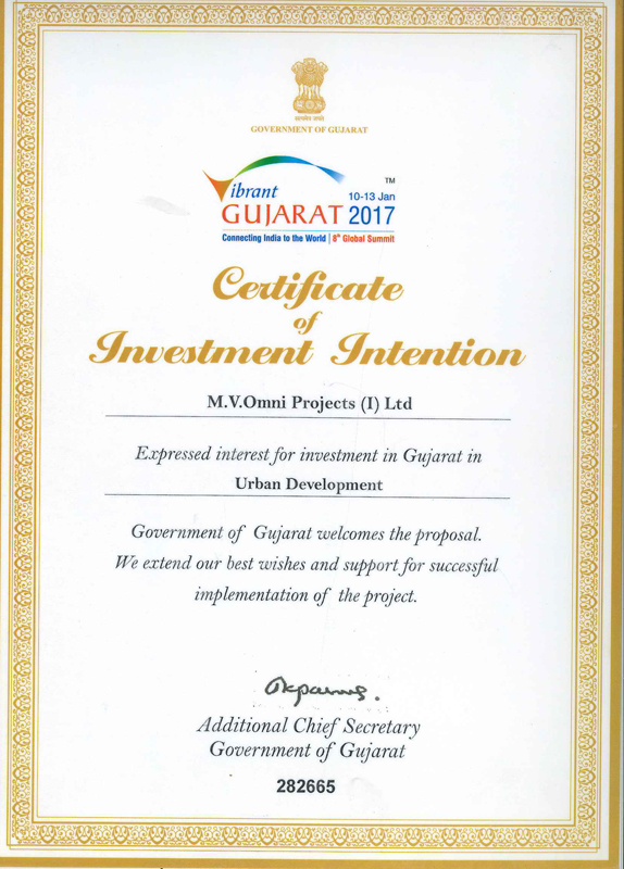 Investment Intention 2017